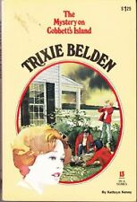 Trixie Belden and The Mystery on Cobbetts Island by Kathryn Kenny