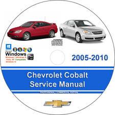 chevrolet cobalt manuals literature ebay rh ebay com OEM Service Logo What Service Does OEM Mean