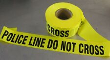 POLICE LINE DO NOT CROSS TAPE - 25 FEET-  PARTY DECORATION - SUPPLIES