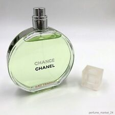 Chanel Chance Eau Fraiche Eau de Toilette 100 ml / 3.4 fl.oz New Sealed Box!