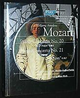 Wolfgang Amadeus Mozart - Play by Play : Piano Concerto No. 20 in D Minor and Pi