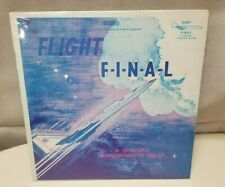 FLIGHT F-I-N-A-L ~ A Dramatic Comparison To Death 1965 LP ~ Religious Record