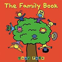 The Family Book by Todd Parr  (2010, Paperback)