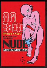 Japanese Nude de NUDE 1999 Kirin MOKUGYO Osaka 6 Cards ~ RECENT Arrival!