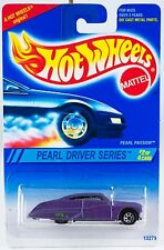 Hot Wheels No. 292 Pearl Driver Series #2 Pearl Passion With 7 Spokes New 1995