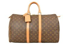 Louis Vuitton Monogram Keepall 45 Travel Bag M41428 - YF02301