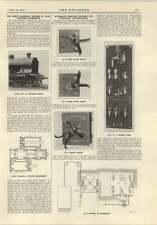 1915 Dendy Marshall sistema de cuatro cilindros Locomotora