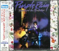 PRINCE AND THE REVOLUTION-PURPLE RAIN-JAPAN CD D50