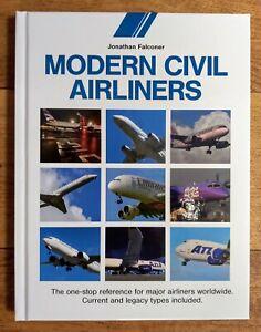 Modern Civil Airliners, Hardback book JJN Publishing