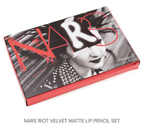 Nars Riot Lip Pencil Set