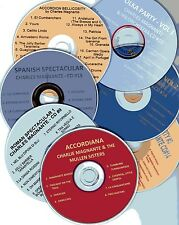 Charles Magnante His Accordian and Orchestra - 7 CD SET - #2