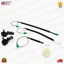FRONT RIGHT DRIVER SIDE WINDOW REGULATOR REPAIR KIT FITS NISSAN QASHQAI 07-17