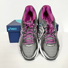 NEW Asics Running Shoes GT-2170 Sz 9 Gray Pink Gel Cushioning with Tags and Box