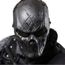 Skull Full Face Mask Airsoft Eye Protection Ghost Mask Tactical Paintball Gear