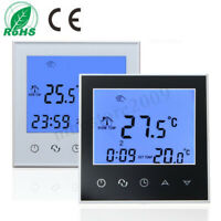 Digital Heating Programmable Thermostat Temperature Controller LCD Display NTC