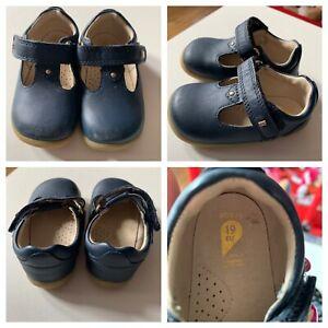 Bobux baby girl shoes size 19