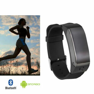 OROLOGIO SMARTWATCH CARDIOFREQUENZIMETRO FITNESS TRACKER SPORT BAND ANDROID