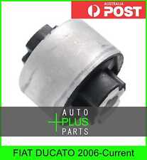 Fits FIAT DUCATO 2006-Current - Rear Rubber Bush Front Arm Wishbone Suspension