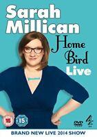 , Sarah Millican - Home Bird Live [DVD], Like New, DVD