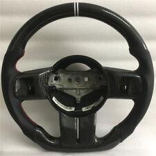 Carbon Fiber  Customized Steering Wheel for 2013 Jeep Wrangler (No Button)