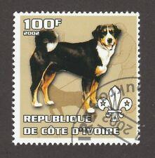 Appenzeller Sennenhund *Int'l Dog Postage Stamp Art Collection*Great Gift Idea*