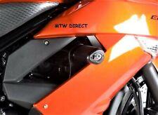 Kawasaki ER 6 F Ninja 650R 2011 R&G Racing Aero Crash Protectors CP0299BL Black