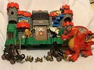 Fisher Price Imaginext Eagle Talon Castle
