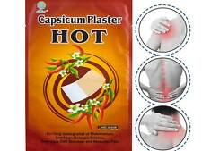 Capsicum Hot Pain Relief Plaster Chilly Chinese Balm Patches Size 12 x 18cm