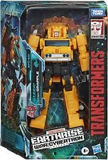 Transformers Earthrise War for Cybertron Grapple Action Figure DAMAGEDBOX