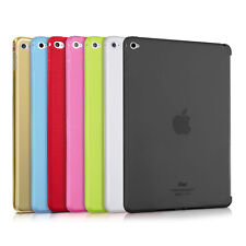 FUNDA SILICONA IPAD 2 3 4 APPLE NUEVA NEGRO