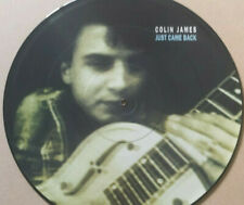 """Colin James - Just Came Back (12"""" Picture Disc) ☆ FREE FAST POST"""