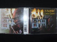 CD CALVIN OWENS / THE HOUSE IS BURNIN' /