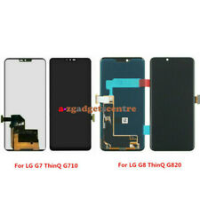 For LG G8 ThinQ G820/G7 ThinQ G710 Display LCD Touch Screen Assembly Replacement