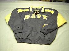 New Colosseum Men's Athletics Jacket Navy Blue & Gold