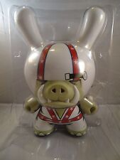 SDCC 2013 Kidrobot John Paul Kaiser Locodonta exclusive red version 1/400