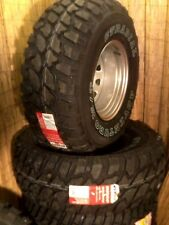 31 10.50 x 15 GT RADIAL MUD TERRAIN  2x  TYRES ONLY FREE DELIVERY OR FITTING
