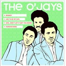 Soul Singles [4 Singles] by The O'Jays (CD, 2004, The Right Stuff)