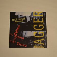 MICK JAGGER - Sweet thing - 1992 4-TRACK CD SINGLE NEW & SEALED