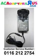 12V Radio DAB red Roberts Stream 83I Adaptador AC Cargador Fuente de alimentación plug