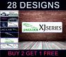 Jaguar XJ Serie Tipo Poster Striscione Garage Officina Concessionario Ufficio