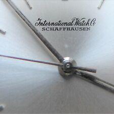 HERREN ARMBANDUHR, Int. Watch Co (IWC), Automatic, Edelstahlgehäuse, gute Funkt.