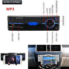 Bluetooth Handsfree 1Din Auto Car Audio Stereo Lossless Sound MP3 Player FMRadio