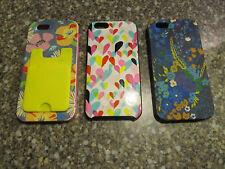 Designer Iphone 3 cases Vera Bradley Kate Spade used