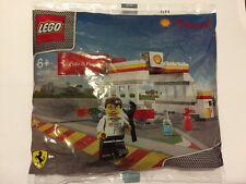 Lego 40195 Shell Station Shell V-Power Ferrari Collection 2014 NEW