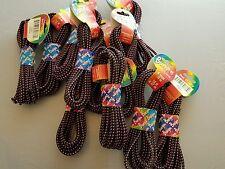 Lot of 7 bunjee craft cord 15 feet 4mm crafts macrame jewelry pets Bun 07