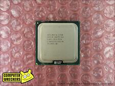 INTEL CORE 2 DUO E7400 2.80GHz SLB9Y SLGW3 3M PC DESKTOP COMPUTER CPU LGA775