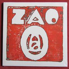 ZAO LP  FR REEDITION MUSEA  Z=7L  NEUF SCELLE