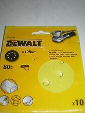 DeWalt Sanding Sheets, Discs & Belts Both Industrial Power Sanders&Grinders