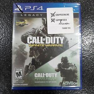 Call of Duty Infinite Warfare Legacy Edition Modern Warfare PS4