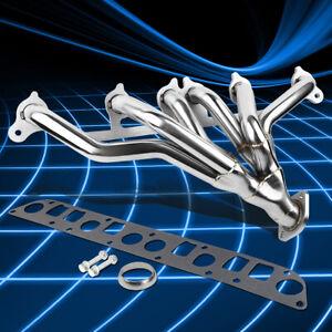 For Jeep Wrangler YJ/TJ Cherokee XJ Grand Cherokee ZJ 4.0 S.Steel Header Exhaust